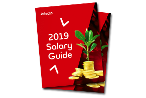 Adecco 2019 salary guide: Industry Benchmarks for Attracting